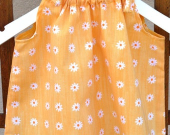 "tunic with ties ""Daisies"" 6 months"