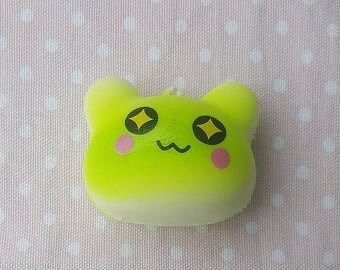Lime Hamster Squishy