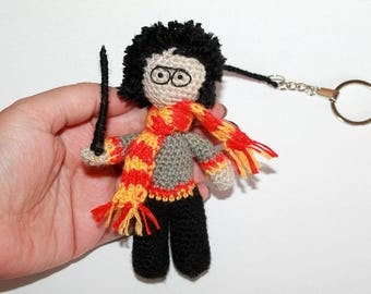 harry potter gift harry potter fan harry potter present  harry potter party birthday gift best friend gift christmas gift friends  keychain