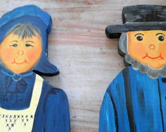 Amish wall decor | Etsy