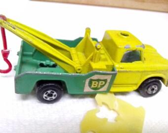 Matchbox Series 13 Wreck Truck