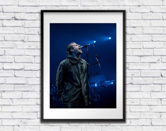 Original Liam Gallagher (High Quality Print Only)