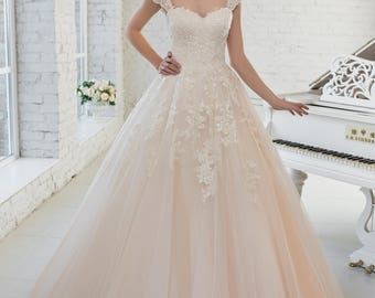 Wedding dress wedding dress bridal gown FLORENCE