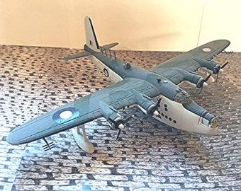 Sunderland Flying Boat Shorts S25 Mk-III