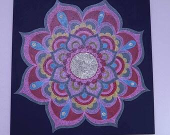 Harmony - Mandala Painting