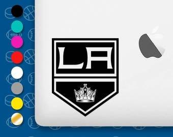 los angeles kings, la kings decal, la kings sticker, la kings vinyl, la kings, kings deal, kings sticker, nhl vinyl decals, hockey decal