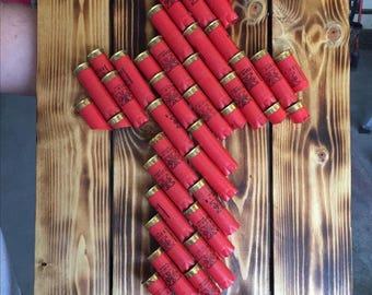 Shot gun crosses