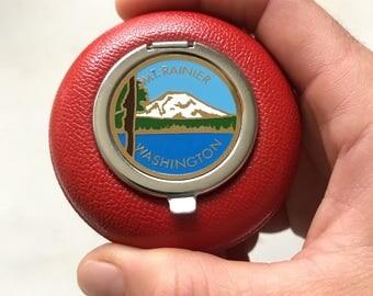 Vintage Mt. Rainier ashtray