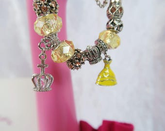 PRE-ORDER 5 WKs Tale Through Time Charm Bead Bracelet