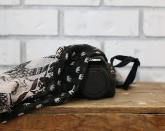 Oh my Elephants - Camera Strap