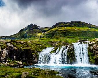 Iceland - Waterfalls