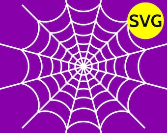 Spider Web SVG