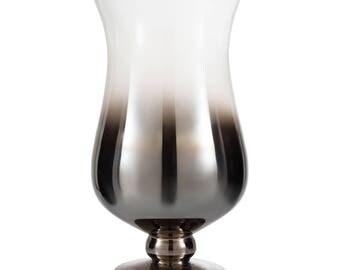 Wide abigail gradient table vase