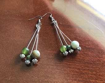 Simple Elegance Inspired Earrings