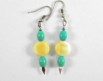 Seashore Earrings - 1E43