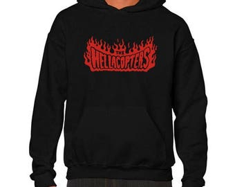 Sweatshirt Hoodie HELLACOPTERS different different sizes plus size sweatshirt