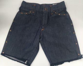 Boy's Denim Shorts