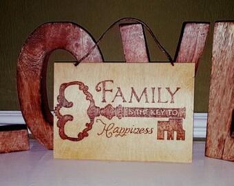 Family gift.