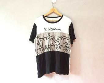 Vintage Keith Haring Size XL