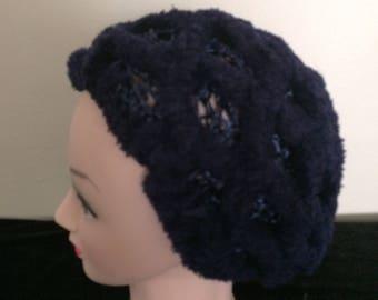 1970's Beret Style Hat