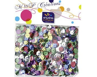 Glitter Sequins 14 g - many colors available