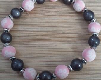 Bracelet polymer clay, resin