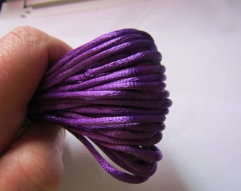 bright purple smooth 2mm in diameter