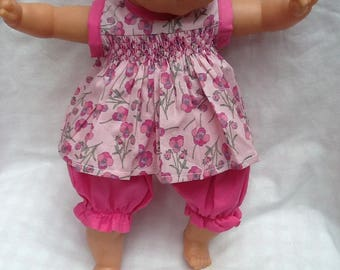 set Liberty Ros In 36 cm pink doll clothing