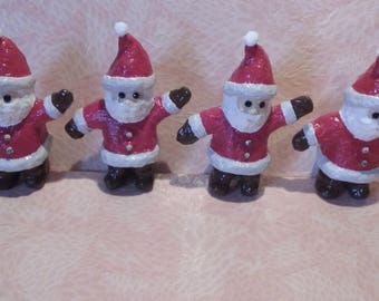4 Santa Claus to ask