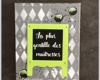 End of year gift teacher, thank you teacher, teacher gift