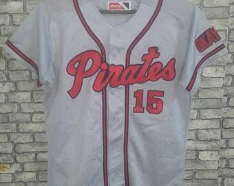 Pirates baseball jersey