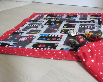 Car mat and storage pouch * custom *.