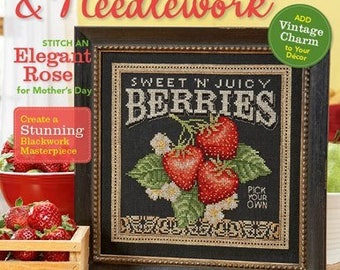 Cross-Stitch & Needlework May 2013