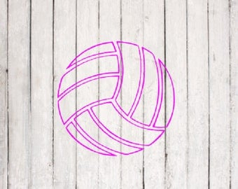 Volleyball SVG| Volleyball cut file | Volleyball png | volleyball dxf | volleyball svg files | Cricut Files | SVG Cut Files | PNG Files
