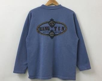 Vintage HANG TEN 1860 Sweatshirt