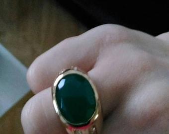 ring size green lagoon 60 King
