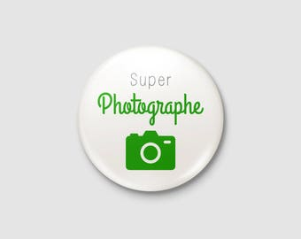 "Craft - ""Great photographer"" badge"
