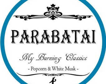 Parabatai - Scented Soy Candle