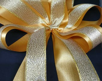Ribbon and bow Used for decorating gift boxes, bouquets etc