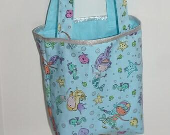 """bag child tote bag """"Mermaid"""""""