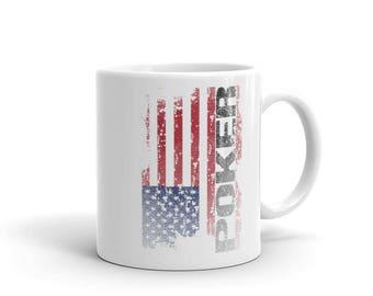 Poker Player Gifts Poker Coffee Mug Poker Fans Gift