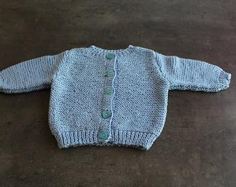blue vest 3 months