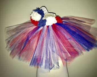 Tulle Skirt and Headband