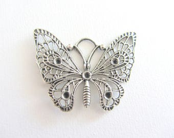 A great pendant, butterfly charm