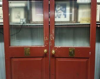 English Pub Doors