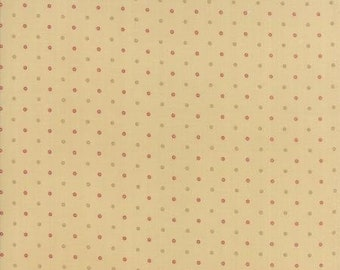 New Hope - Cream Spaced Dots - 38036-11