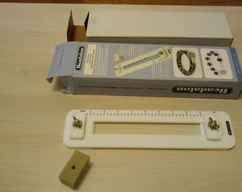 Tie for jewelry making tool.