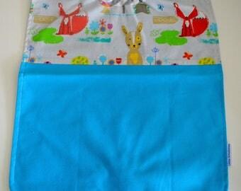 "Customizable napkin ""forest animals"""