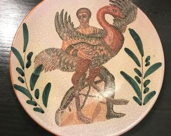 Italian Souvenir Plate