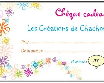 Creations of Chachon gift jewelry €15